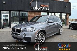 Used 2018 BMW X5 35D I M-PKG I NAVI I NO ACCIDENTS for sale in Concord, ON