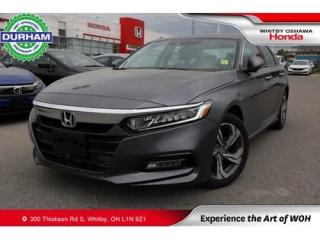 Used 2020 Honda Accord EX-L | CVT | Power Moonroof for sale in Whitby, ON