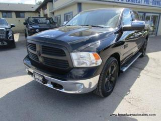 Used 2014 Dodge Ram 1500 POWER EQUIPPED BIG-HORN EDITION 5 PASSENGER 3.0L - ECO-DIESEL.. 4X4.. CREW-CAB.. SHORTY.. BACK-UP CAMERA.. TRAILER BRAKE.. BLUETOOTH.. for sale in Bradford, ON