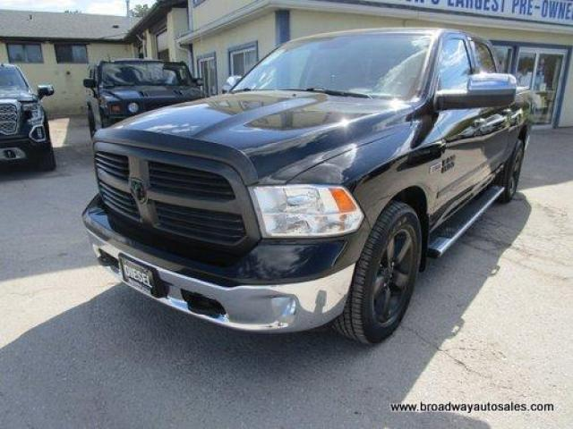 2014 Dodge Ram 1500 POWER EQUIPPED BIG-HORN EDITION 5 PASSENGER 3.0L - ECO-DIESEL.. 4X4.. CREW-CAB.. SHORTY.. BACK-UP CAMERA.. TRAILER BRAKE.. BLUETOOTH..