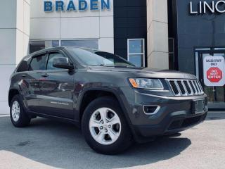 Used 2015 Jeep Grand Cherokee Laredo for sale in Kingston, ON