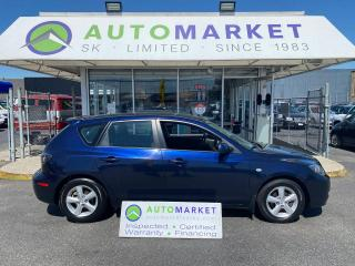 Used 2009 Mazda MAZDA3 i Sport 4-DR AUTO NO CREDIT REQ. IN-HOUSE FINANCE IT! FREE BCAA & WRNTY! for sale in Langley, BC