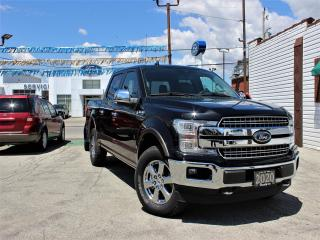 Used 2019 Ford F-150 LARIAT 4WD SUPERCREW 5.5' for sale in Hagersville, ON