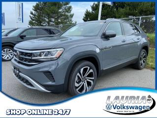 New 2021 Volkswagen Atlas Cross Sport 3.6 FSI Execline R-Line 4Motion - Free Snow Tires for sale in PORT HOPE, ON