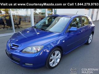 Used 2009 Mazda MAZDA3 GS 5sp for sale in Courtenay, BC