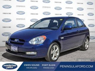 Used 2010 Hyundai Accent - $56 B/W for sale in Port Elgin, ON
