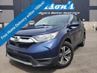 Used 2017 Honda CR-V LX, AWD, Remote Start, Heated Seats, Bluetooth, Rear Camera, New Tires, Alloy Wheels and more! for sale in Guelph, ON