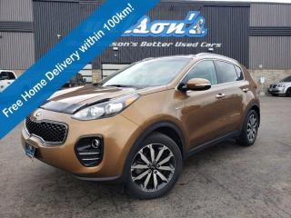 Used 2017 Kia Sportage EX, AWD, Heated Seats, Power Seat, Android Auto + Apple CarPlay, Bluetooth, Rear Camera, and More! for sale in Guelph, ON