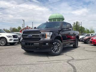 Used 2018 Ford F-150 XLT CREW CAB | 5.5' BOX | SPORT | PANO ROOF for sale in Stittsville, ON