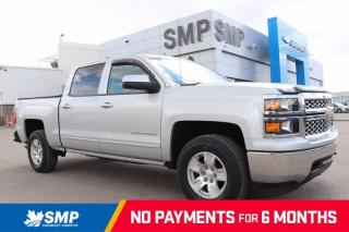 Used 2015 Chevrolet Silverado 1500 LT - 4X4, Pwr Seat, Bluetooth, New Tires for sale in Saskatoon, SK