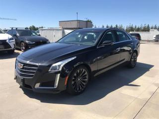 Used 2016 Cadillac CTS Sedan AWD 2.0L Turbo - Luxury for sale in Richmond, BC
