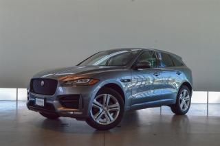 Used 2018 Jaguar F-PACE 20d AWD Prestige for sale in Langley City, BC