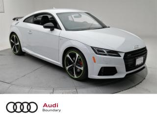 Used 2018 Audi TT 2.0T qtro 6sp S tronic Cpe for sale in Burnaby, BC