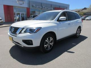 Used 2017 Nissan Pathfinder for sale in Peterborough, ON