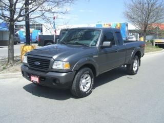 Used 2008 Ford Ranger SPORT   4X4    5 SPEED for sale in York, ON
