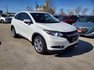 Used 2017 Honda HR-V 4WD 4dr CVT EX for sale in Winnipeg, MB
