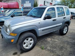 Used 2006 Jeep Liberty Sport for sale in Milton, ON
