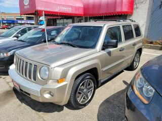Used 2009 Jeep Patriot LIMITED for sale in Milton, ON
