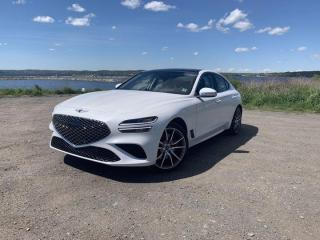 New 2022 Genesis G70 3.3T Advanced for sale in Halifax, NS