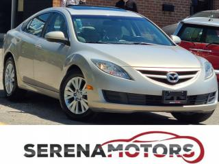 Used 2009 Mazda MAZDA6 GS | AUTO | SUNROOF | CRUISE | NO ACCIDENTS for sale in Mississauga, ON