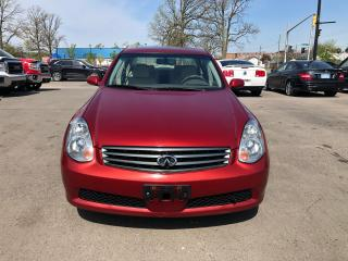 Used 2006 Infiniti G35 for sale in Hamilton, ON