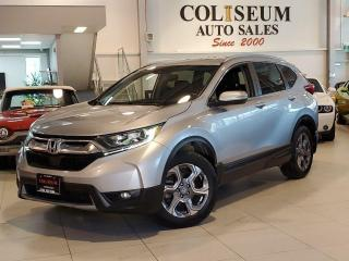 Used 2017 Honda CR-V EX-L-AWD-TURBO-CARPLAY-CAMERA-ROOF-LEATHER-39KM for sale in Toronto, ON