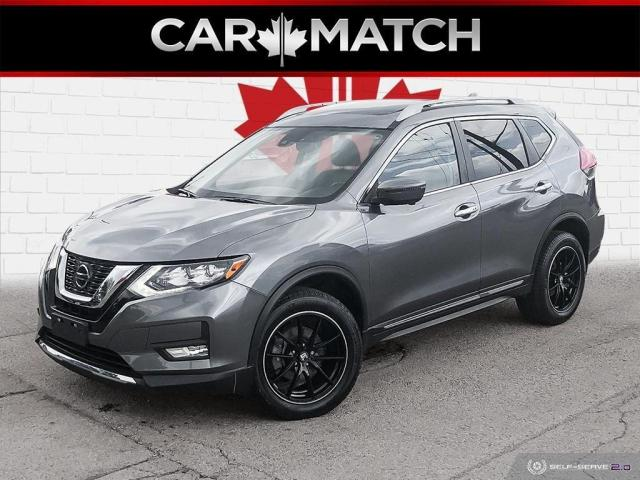 2020 Nissan Rogue SL / AWD / LEATHER / ROOF / NO ACCIDENTS