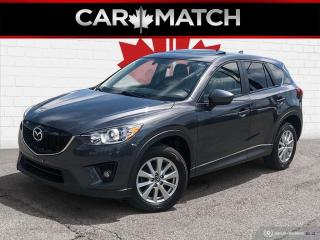 Used 2015 Mazda CX-5 GS / SUNROOF / NO ACCIDENTS for sale in Cambridge, ON