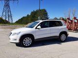 Photo of White 2011 Volkswagen Tiguan