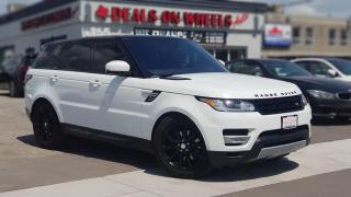 Used 2016 Land Rover Range Rover Sport Td6 HSE for sale in Oakville, ON