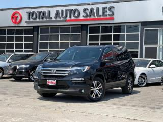 Used 2017 Honda Pilot EX-L | NAVI | LEATHER | 8 PASSENGER for sale in North York, ON