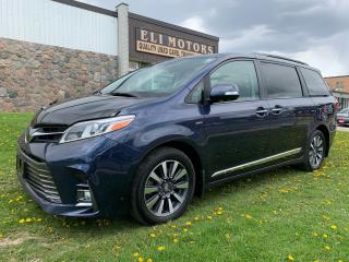 Used 2019 Toyota Sienna XLE LIMITED AWD for sale in North York, ON