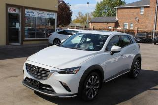 Used 2019 Mazda CX-3 GT for sale in Brampton, ON
