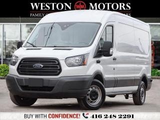 Used 2017 Ford Transit 150 MID ROOF*6CYL*2PASS*SIRIUS RADIO*BTOOTH*REV CAM!!* for sale in Toronto, ON