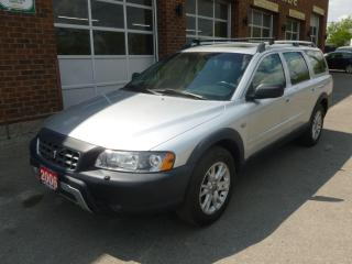Used 2006 Volvo XC70 2.5T AWD for sale in Weston, ON