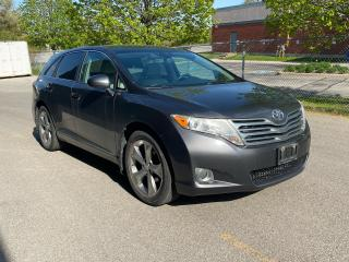 Used 2012 Toyota Venza LIMITED / AWD WITH LEATHER SEATS for sale in North York, ON