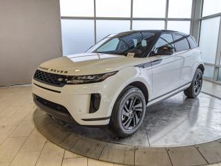 Used 2021 Land Rover Evoque Active Courtesy Loaner for sale in Edmonton, AB