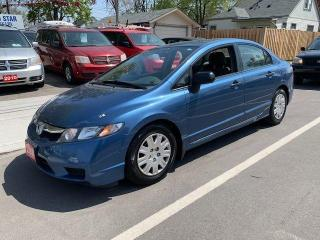 Used 2009 Honda Civic DX for sale in Hamilton, ON