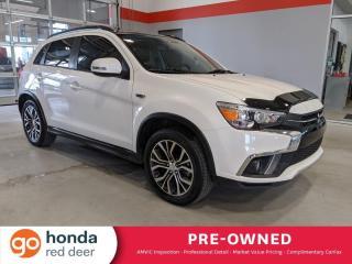 Used 2018 Mitsubishi RVR SE LTD for sale in Red Deer, AB