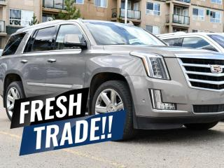 Used 2017 Cadillac Escalade LUXURY for sale in Red Deer, AB