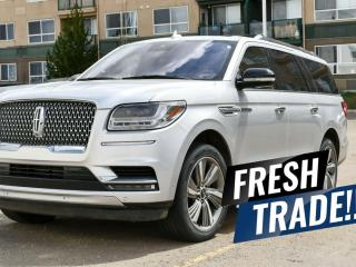 Used 2018 Lincoln Navigator L Reserve for sale in Red Deer, AB