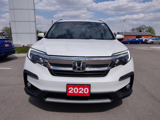 2020 Honda Pilot EX-L NAVI