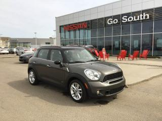 Used 2013 MINI Cooper Countryman S ALL4 for sale in Edmonton, AB