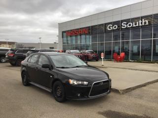 Used 2014 Mitsubishi Lancer Sportback SE, MANUAL, HATCHBACK for sale in Edmonton, AB