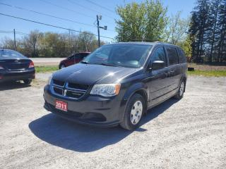 Used 2011 Dodge Grand Caravan SE FULL STOW & GO CERTIFIED for sale in Stouffville, ON