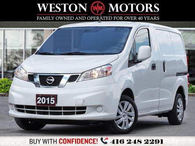 2015 Nissan NV200 SV*2.0L*POWER GROUP*READY FOR WORK!!*