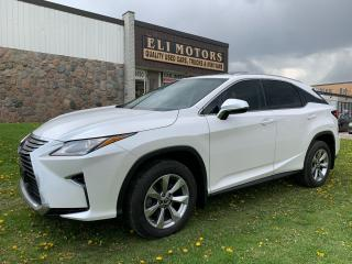 Used 2019 Lexus RX RX 350 LUXURY PKG NAVI REAR CAM BSM LKA for sale in North York, ON