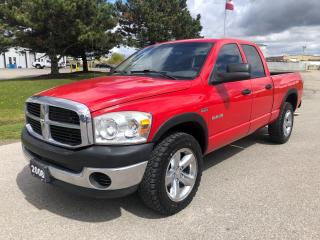 Used 2008 Dodge Ram 1500 SLT for sale in Cambridge, ON