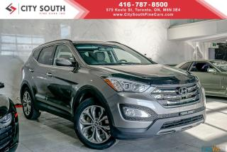 Used 2014 Hyundai Santa Fe Sport Limited for sale in Toronto, ON
