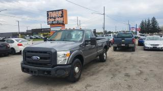 Used 2011 Ford F-350 SINGLE CAB*LONG BOX*ONLY 157KM*6.2L V8*RUNS WELL* for sale in London, ON